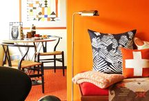 Color schemes for lounge