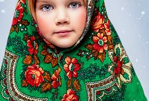 From Russia with ♥ / by Svetlana Austin