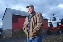 BC Farmers / Faces in the Field: Profiles of Berks County farmers. / by Berks Country