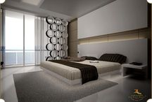 Luxury Bedrooms / Luxury Bedroom designs by #TheFirstFerry