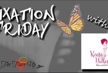 Fixation Friday Features & Giveaways!!