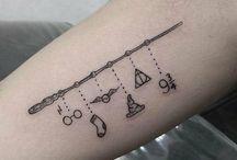 HP Tattoos