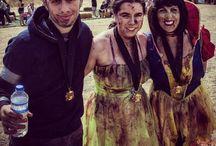 Zombie Mud Run / Zombie Mud Run 2013