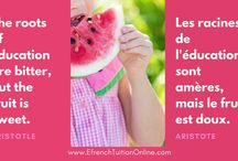 French English Quotes