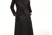 Trench/Raincoats / by Allison Boman