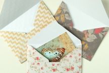 Crafts: Cards Envelopes Stationery / by Kenny Burns