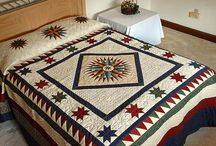 Mariners compass quilt ideas