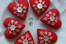 X-MAS Red and White