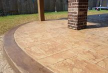 PATIO IDEAS / by Casey Craig Lopes