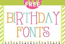 Font Love / by Amy Ruzzo