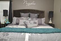 Bedroom ideas! / by Terri Barker