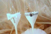 Ποτήρια για γάμο