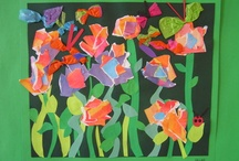 Art Lesson Ideas - Lower Elementary / by Vanessa Wright