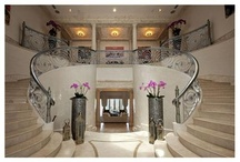 Fabulous Foyers / A beautiful foyer makes for a grand entrance every time someone walks through your doors!