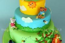 kinder taarten