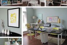 Art Studio & Office Ideas & Storage / None