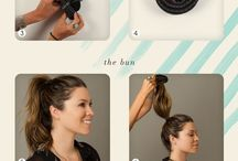 Hair Stuff / by Beata Quanstrom