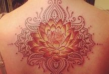 Lotus for Jos / Lotus tattoo ideas  / by Amy Folz