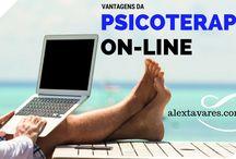 Psicoterapia On-Line: Vantagens do Atendimento Via Internet