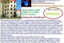 KOLKATA TOWNSHIP / Kolkata's biggest township at the best price only through us. Apartment starts at Rs. 5.66 lakhs only.