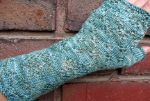 Knit - Gloves, Mitts, etc