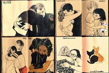 drawing & sketchbooks / by Margarida Mouta