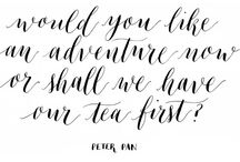 Let's Be Adventurers / Adventure Is Out There! / by Kassie Gunderson