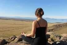 Breathe / Connect to your breath, deepen your sense of self and be in the present moment.