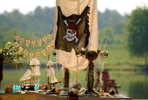 Jacksons pirate party ideas