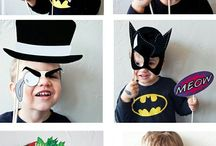 Super Hero Party Ideas / by Miss Candee