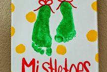 christmas card kids