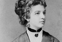 Victorian Hair and Hats