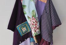 Upcycle kimono