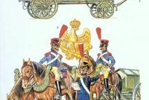 Napoleonic Uniforms / Uniformi napoleoniche