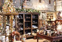 Christmas retail