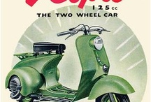 Retro biler og mopeder