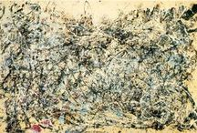 Jackson Pollock Paintings