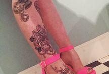 My tattoos ✌️ / Ink