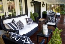 Porches / by Refined Vintage