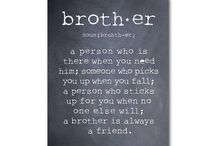 Quote brother