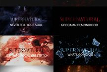 Geeking out- Supernatural style
