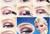 make up om te verkleden