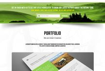 Inspiration web design