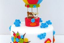 Bradyn 1st birthday ideas / by Brandy Clay