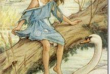 Fairies / by Lotte Clausen