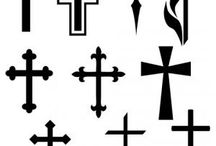 One of these crosses