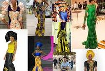 Ankara#TINA / Ankara and lace fashions 2014