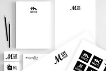 MAGREGLIO EVENTS / Restyling logo e modulistica per l'associazione Magreglio Events