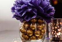 zlata dekoracia