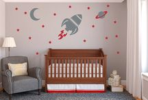 Boy Bedroom Decorating Ideas / by Sunset Stanley